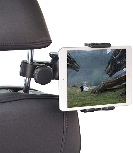 Best iPad Headrests Mounts